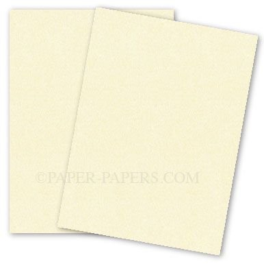Curious Metallic - WHITE GOLD Paper - 32T Multipurpose Paper - 12 x 18 - 200 PK by Paper Papers
