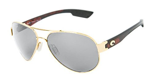 Costa Point Del Sunglasses Gold Mirror South Mar Silver pFFxwq