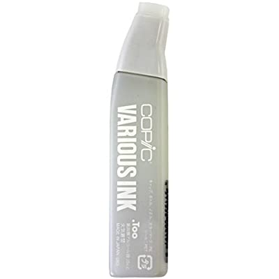 Copic 'Various ink' Refill for Copic Sketch Markers & Copic Markers - Warm Grey 1 by Copic
