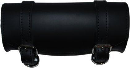 Plain Tool Bag - La Rosa Design Front Forks Tool Bag Black Plain