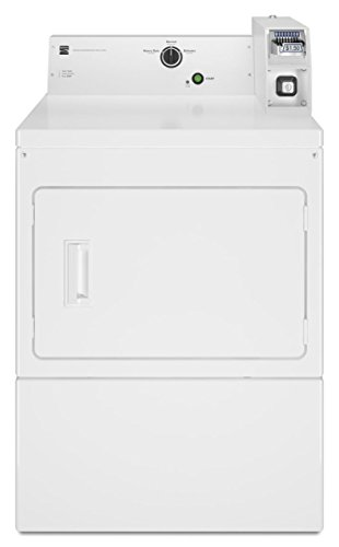 Kenmore 77022 7.4 cu. ft. Coin-Operated Gas Dryer, White