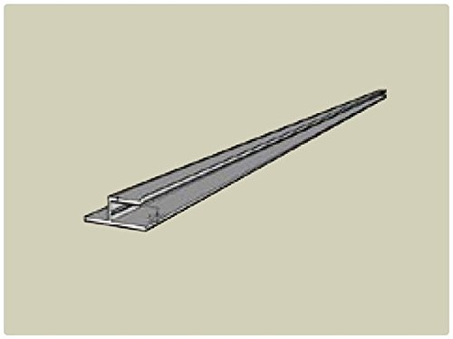 8 Long End Cap For 8mm Polycarbonate Home Greenhouses