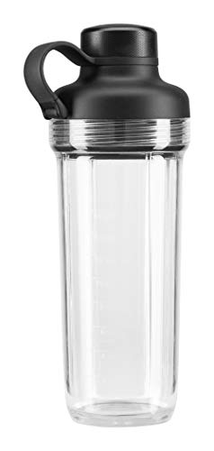 KitchenAid KSB2030PJB K150 and K400 Personal Blender Jar Expansion Pack, 16 oz, black