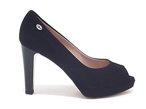 Femme Noir Donna Nero Serena Pour Escarpins 4tqwxP1qHA