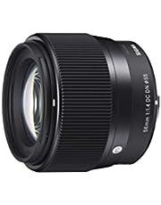 $394 » Sigma 56mm F1.4 DC DN Contemporary for Sony E, Black