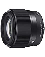 Sigma 56 mm F1,4 DC DN Contemporary lens (55mm filterschroefdraad) voor Sony-E lensbajonet