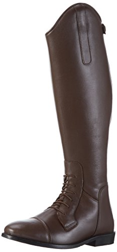 Riding Fitting Brown Boots Regular brown Spain Hkm Short Leather Soft w716Sq