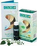 EcoColors Haircolor Medium Ash Blonde - 8C(2 oz color 2 oz developer)