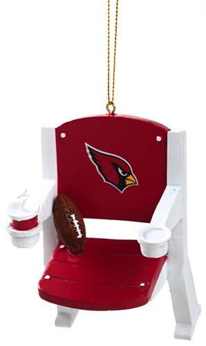 Arizona Cardinals Stadium Chair (Resin Arizona Cardinals Football)