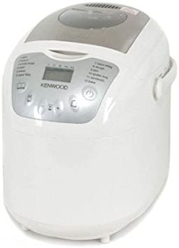 Kenwood BM210, Blanco, 600 W, 270 x 380 x 335 mm, 5350 g - Máquina de hacer pan: Amazon.es: Hogar