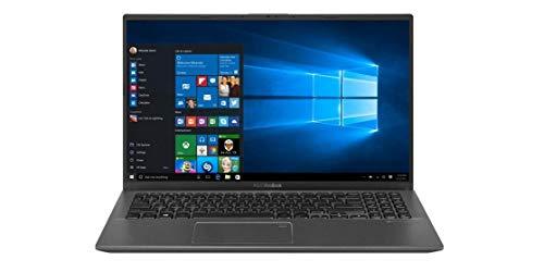 ASUS VivoBook 15 X512DA-EJ502T AMD Quad Core Ryzen 5-3500U 15.6-inch FHD Thin and Light Laptop (8GB RAM/512GB NVMe SSD/Windows 10/Integrated Graphics/FP Reader/Backlit KB/1.60 Kg), Slate Gray
