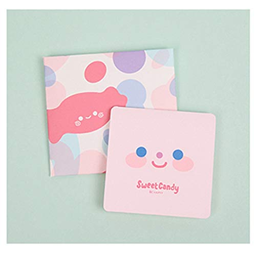 Crane Paper Wedding Invitations - CHITOP [1pc] BabyShower Unicorn Party Greeting Cards - Flamingo Crown Birthday Wedding Invitation Envelope - Thank You for Mothers Day Gift Card (Smie Pink)