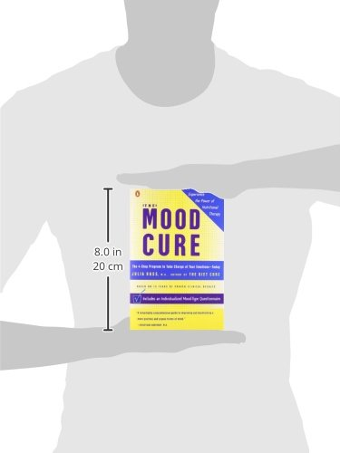 The Mood Cure: The 4-Step Program to Take Charge of Your Emotions--Today by Penguin Books (Image #4)