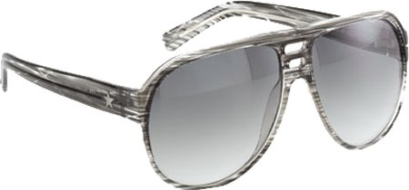 CONVERSE Gafas de sol HALF STACK Grey Stripe 60MM: Amazon.es ...