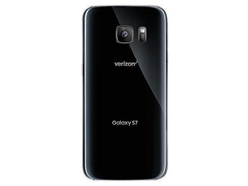 Samsung Galaxy S7 G930V 32GB Verizon 4G LTE Quad-Core Phone w/ 12MP Dual Pixel Camera - Black Onyx