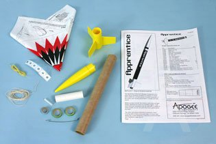 Apprentice Rocket Starter Set