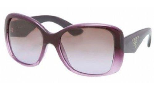 Prada PR32PS Sunglasses-OAD/6P1 Violet Gradient (Violet Gradient - Triangle Prada