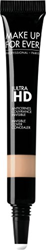 Make Up For Ever Ultra HD Invisible Cover Concealer, Y31 Sand, 0.23 Ounce