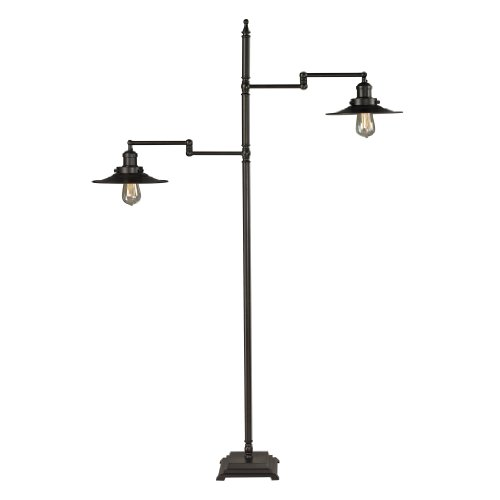 Dimond Lighting D2443 New Holland Floor Lamp, Oiled Rubbed Bronze
