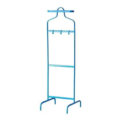 Ikea Mulig Valet Stand Blue 97145 Cm Amazoncouk