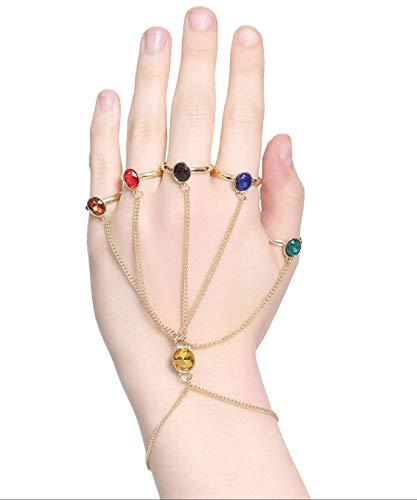 Spirit Marvel Avengers Infinity War Gauntlet Hand Bracelet