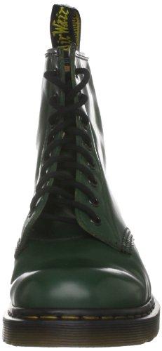 Dr. Martens 1460, Botas Militares Unisex Adulto Verde (Green)