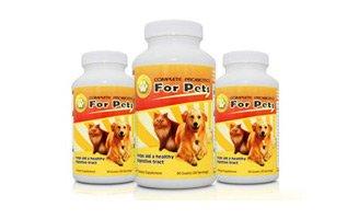 Mercola Complete Probiotics for Pets 3 Bottles Powder Format, My Pet Supplies
