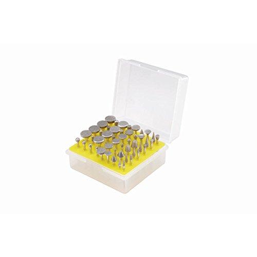50 Pc Diamond Rotary Point Set New 90 Day Warranty
