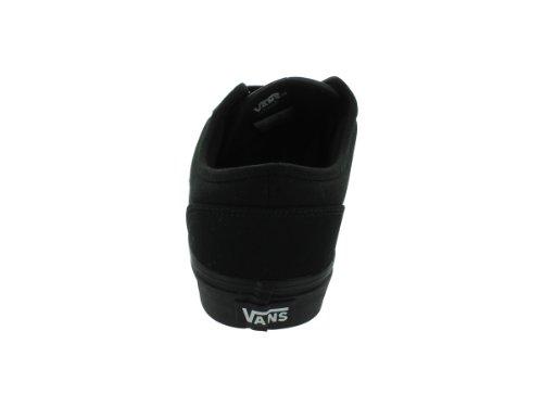 Nero M Vans BLACK ATWOOD CANVAS Sneaker uomo Y4qxZ8qw