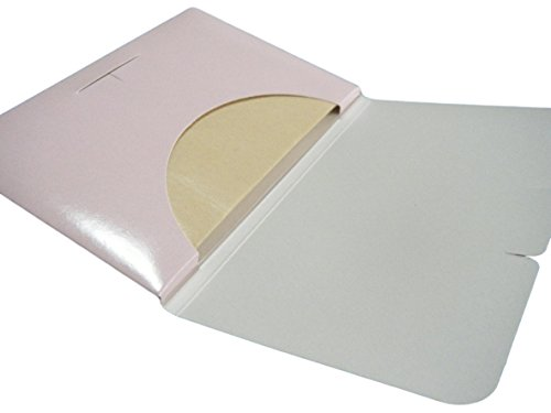 Cosmetics Oil-Blotting Paper 200sheet×2set. Skin Care.Made in Japan.Absorbs Excess Fat on The face firmlys.for Travel,for Going Out,for Portable use. from zakkaya JAPAN