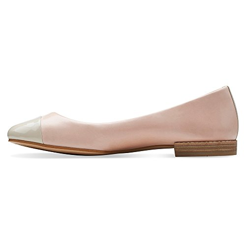 Clarks Womens Festival Gold Dusty Pink xPRcFww