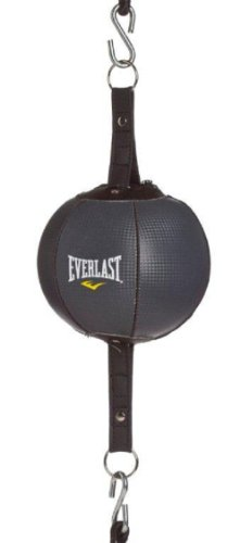 Everlast Double-End Punching Bag Black by Everlast