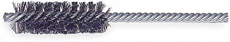 10 PK Double Shank 3//8 Power Spiral Brush 4 Overall Length 1-1//2 Brush