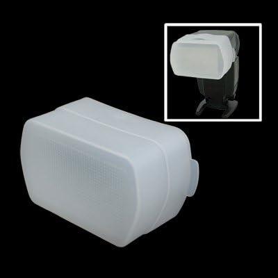 JINYANG JINYANG Sparkling Flash Diffuser for Nikon SB600 SB800 White