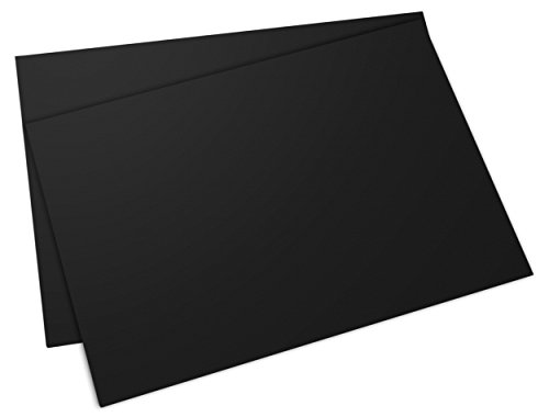 Chef Essential Extra Large Oven Liner, 17x25 Durable Non-Stick Teflon Material Sheet, 2 Pack (Crofton Toaster compare prices)