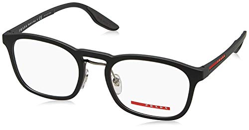 (Prada Linea Rossa Men's PS 06HV Eyeglasses 54mm)