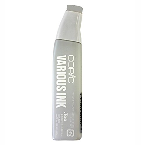 Copic Various Ink Refill W5 Warm Gray 5