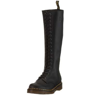 Dr martens women 39 s 1b60 combat boot black for Amazon dr martens