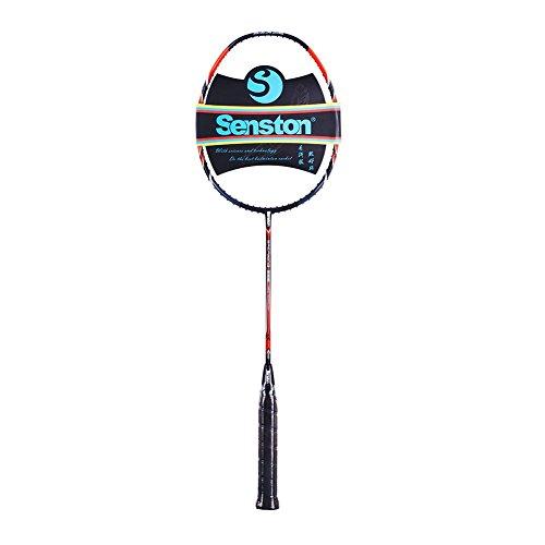 Senston WOVEN Full carbon Single High-grade Badminton ...