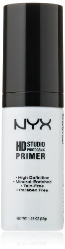 NYX High HD Studio Primer , 1.16-Ounce