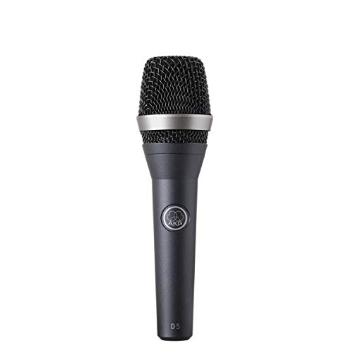 AKG D5 Professional Dynamic Stage Vocal Microphone