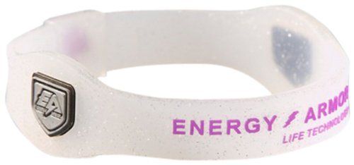 Energy Armor Unisex Silicone Wristband jyXdFDec