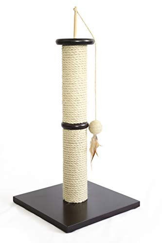 AmazonBasics Cat Scratching Post, Burgundy for sale  Delivered anywhere in USA