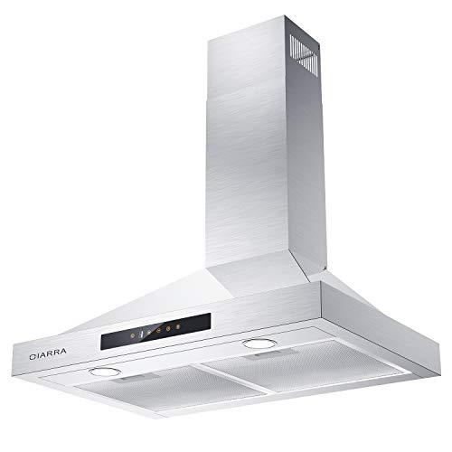 stainless steel chimney hood - 9