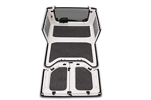 BedRug HLJL184DRK BedRug Headliner Kit 4 pc. Kit Intended For Hard Top BedRug Headliner Kit