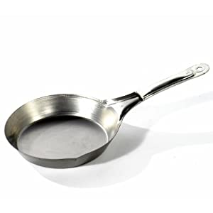 Amazon Com Jacob Bromwell Frontier Frying Pan Steel 6