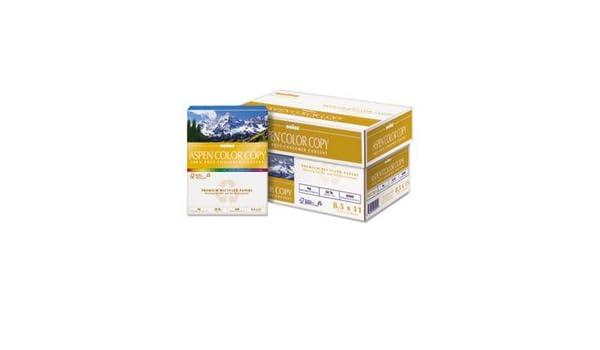 Amazon com: - ASPEN Premium Copy Paper, 96 Bright, 28lb, 8-1