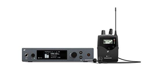 Sennheiser In Ear Monitor system Range A1 (470-516Mhz) (ew IEM G4-A1) by Sennheiser