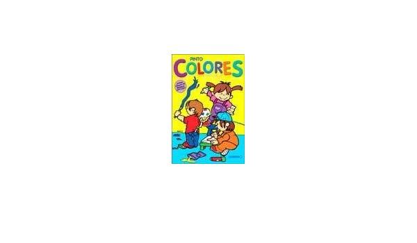 COL.GRANDES PARA PINTAR Pinto Colore: 3-5 Colorear ...