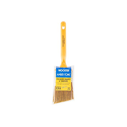 Wooster Brush 1233-1 1/2 Paint Amber Fong 1-1/2